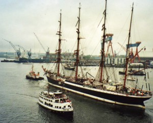 MS Stadt Kiel - Kruzenstern